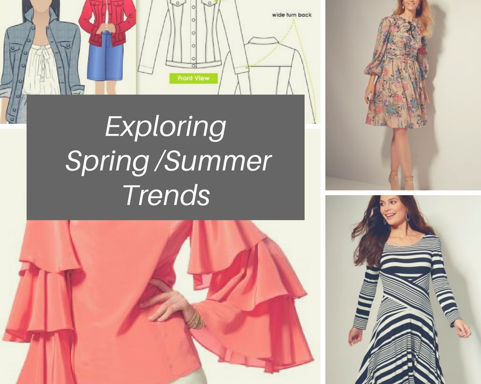 Exploring Spring/Summer trends