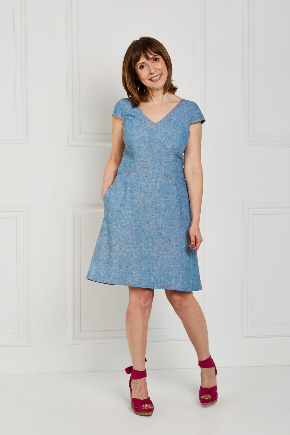 Pattern review McCalls 7536