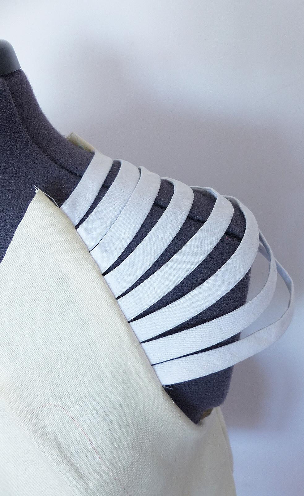 Emulating designer sleeve details