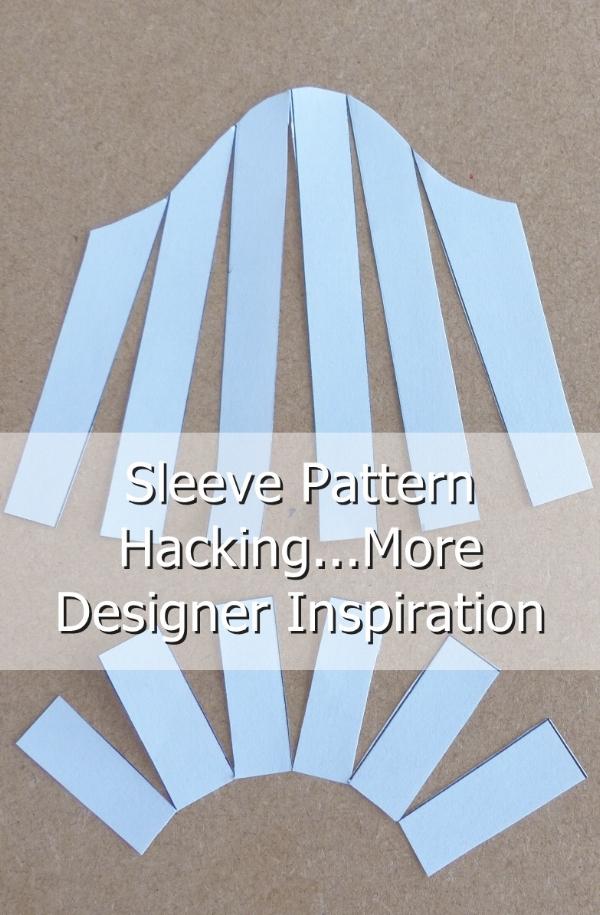 Sleeve pattern hacking