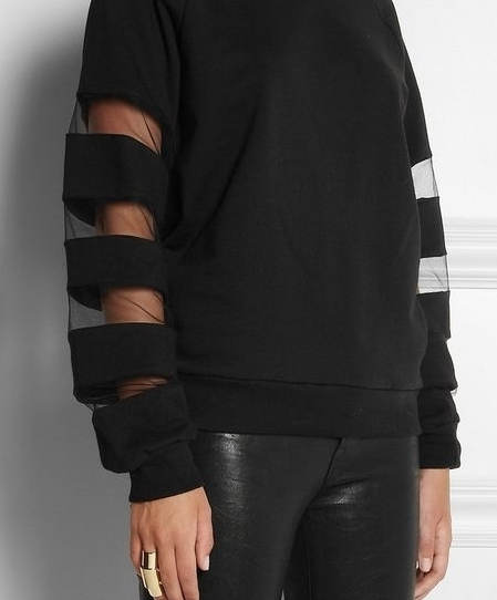 Top by TNTees found on Net A Porter