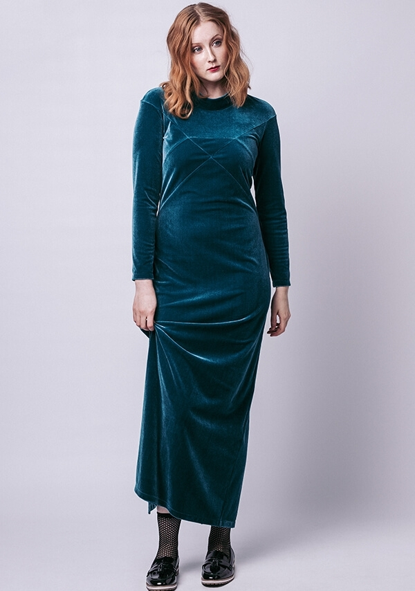 trends and sewing inspiration. Gemma dress by Named.