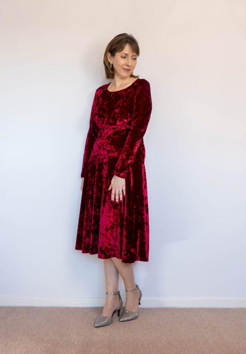 Red Velvet Vogue 8685