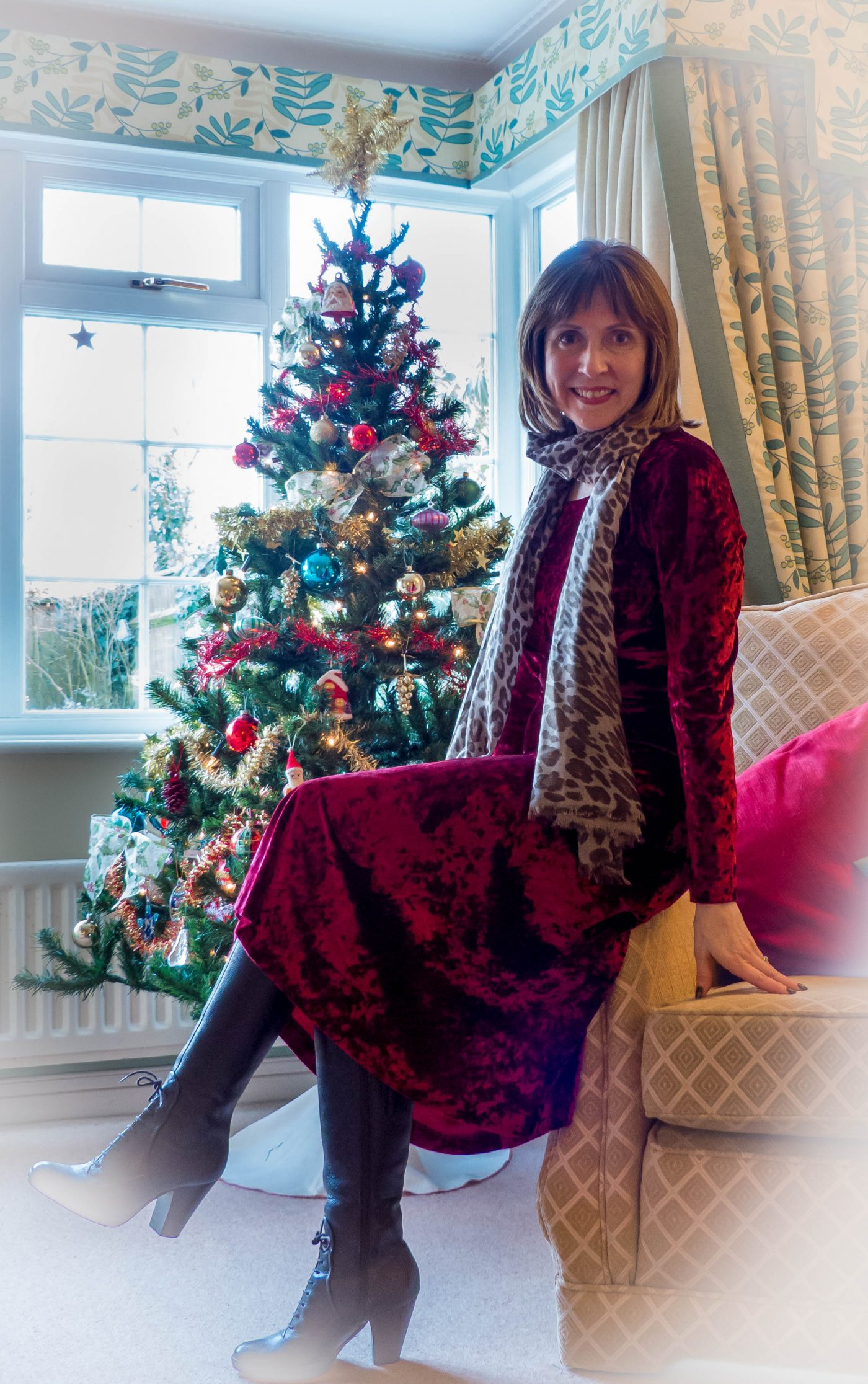 Festive outfit 2017