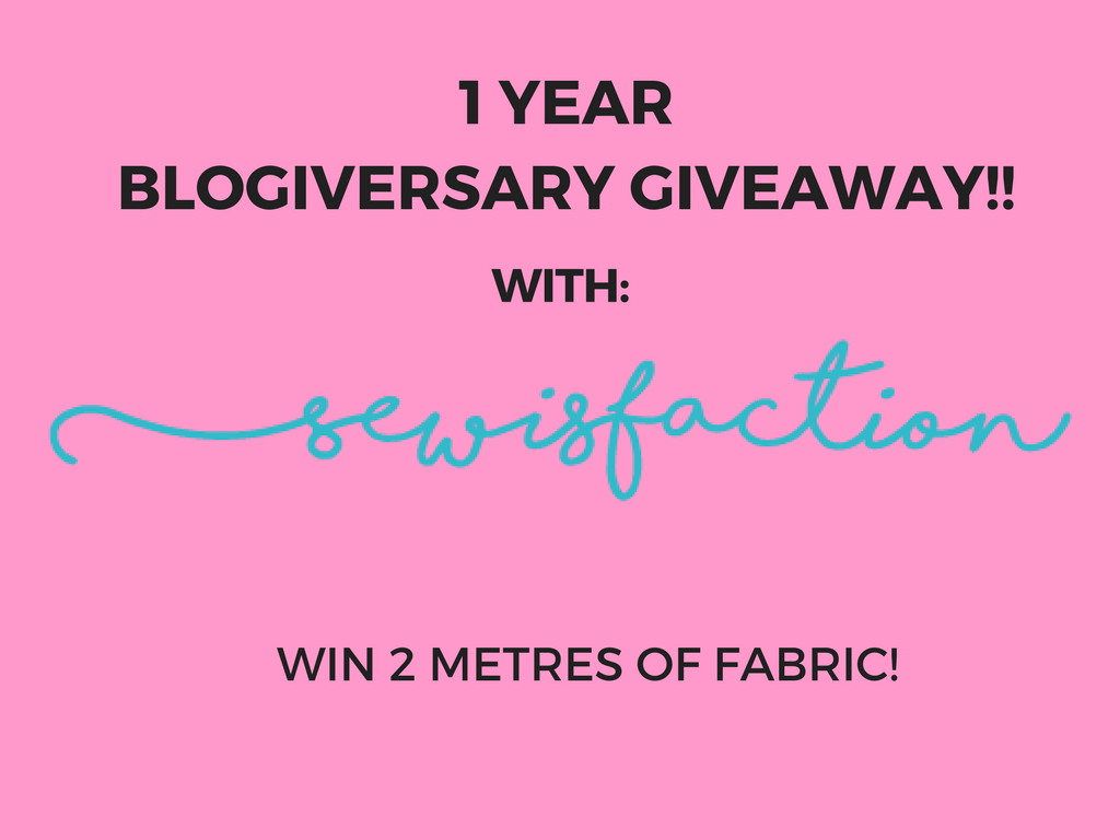 1 year blogiversary giveaway!!