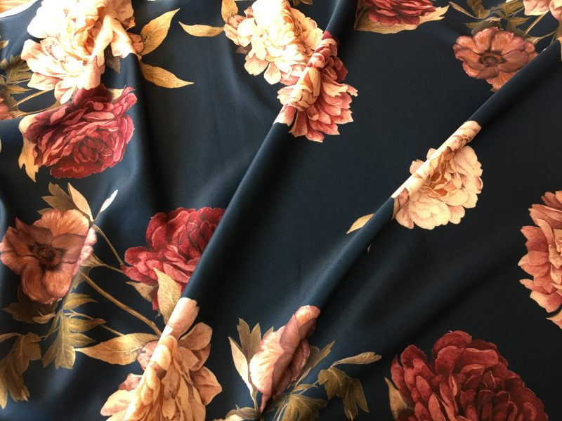 Blogiversary giveaway winner. Fabric choice