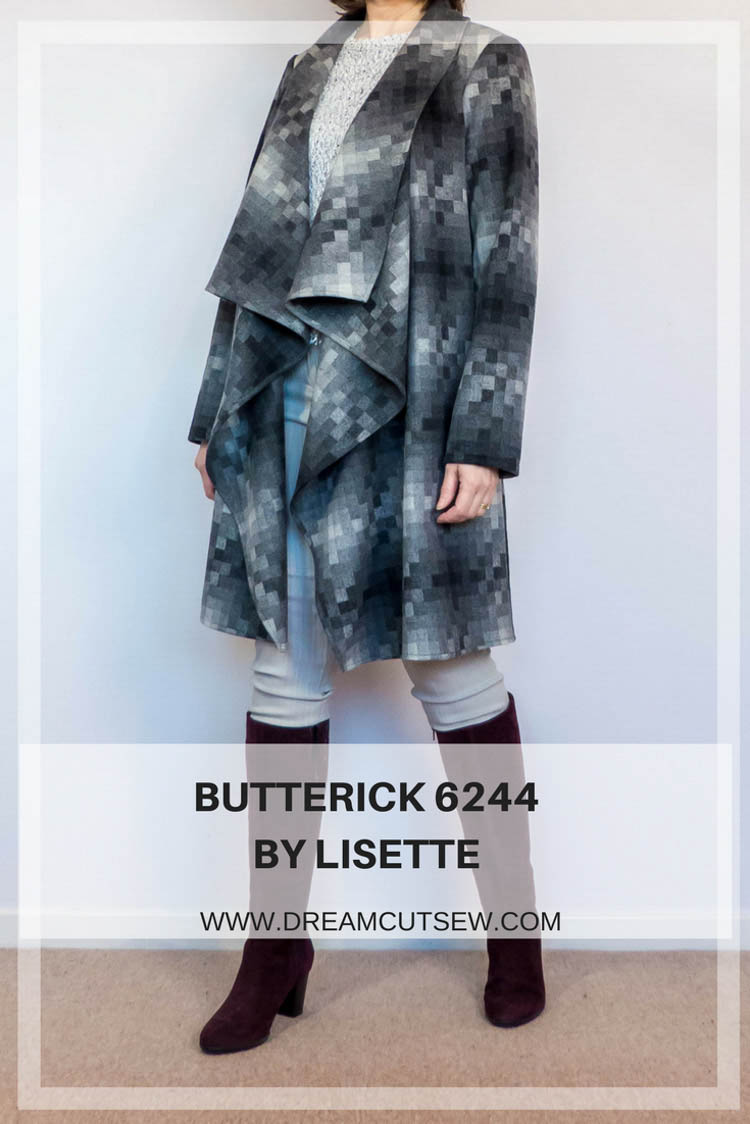 Butterick 6244 by Lisette