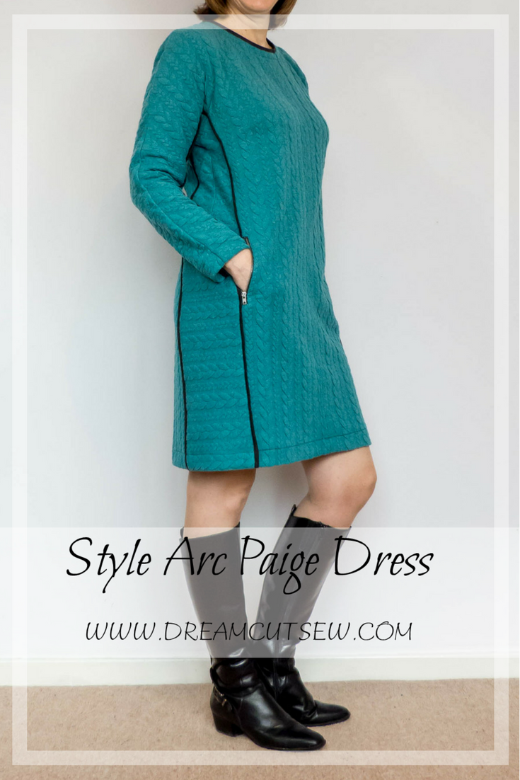 Style Arc Paige Dress