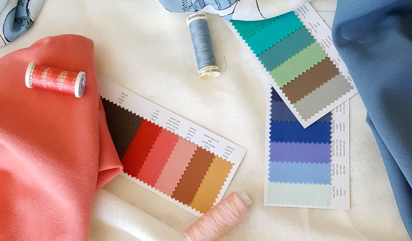Colour Analysis and Sewing