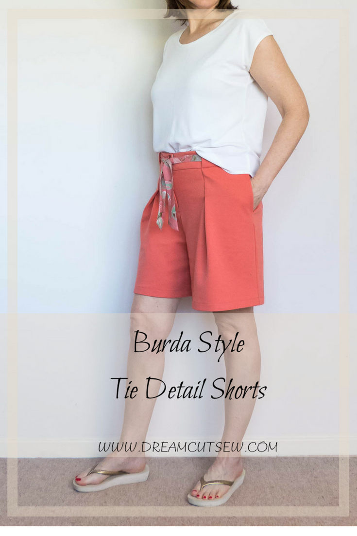 Burda Style Shorts