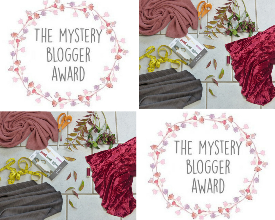 Random Fun Facts for the Mystery blogger Award