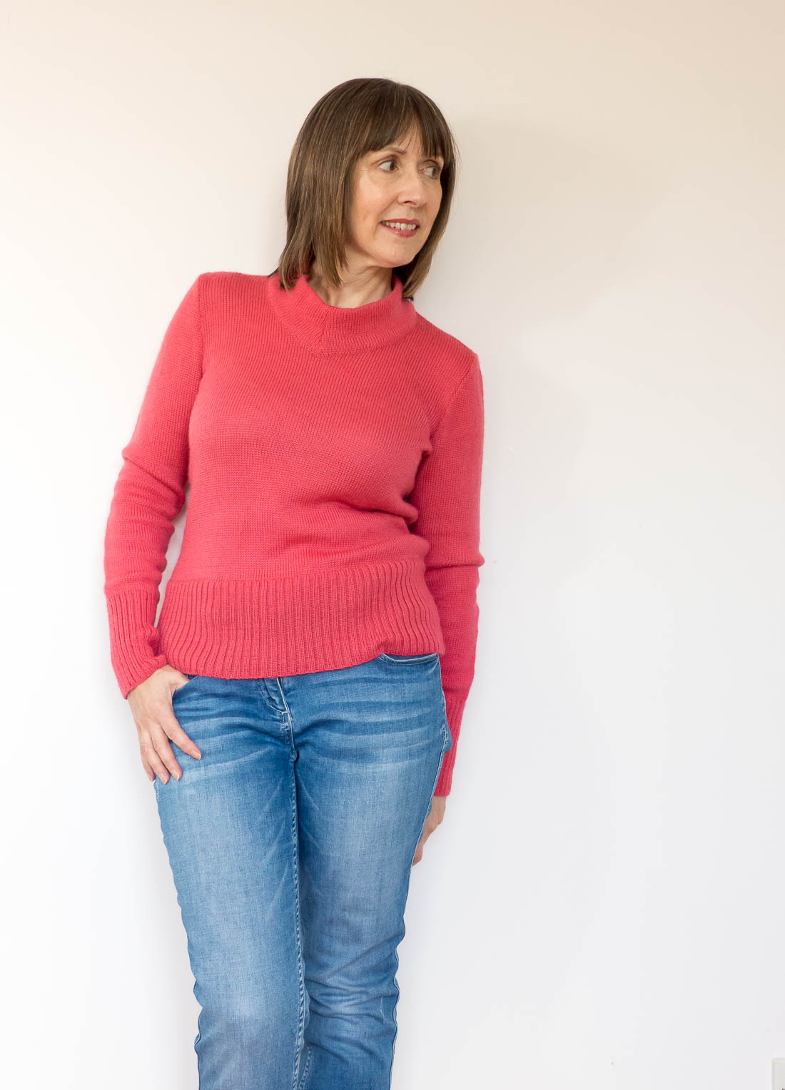 How I refashioned a sweater