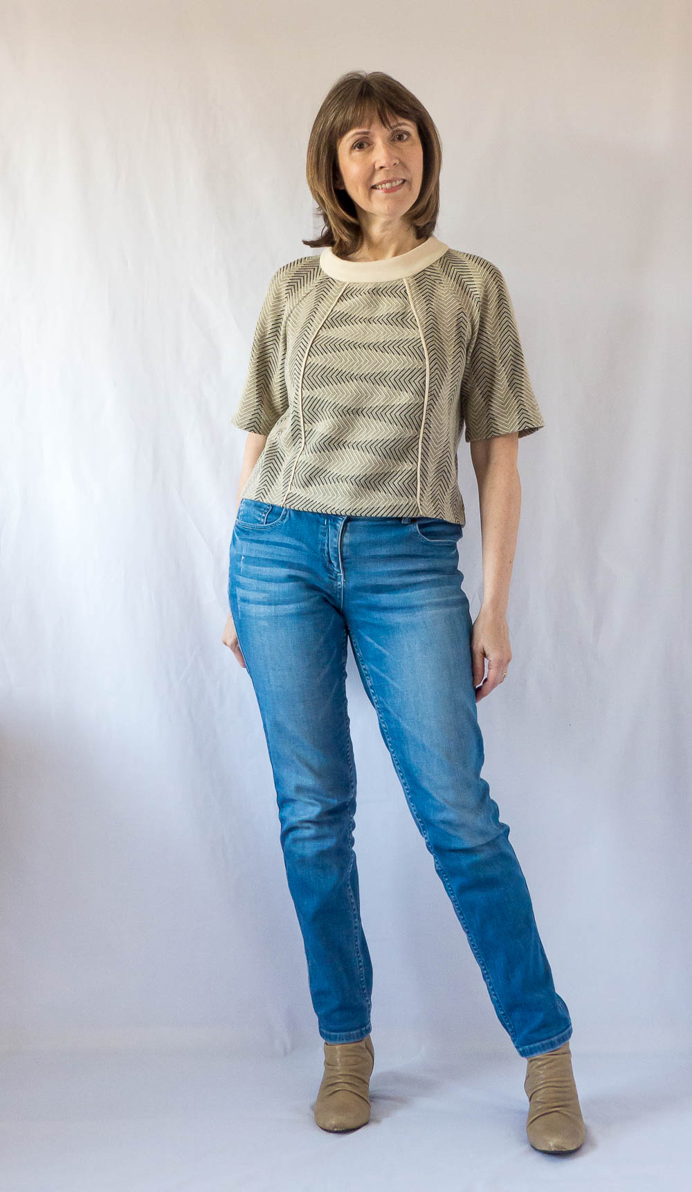 BurdaStyle year round-up: Short Sleeved Raglan Top