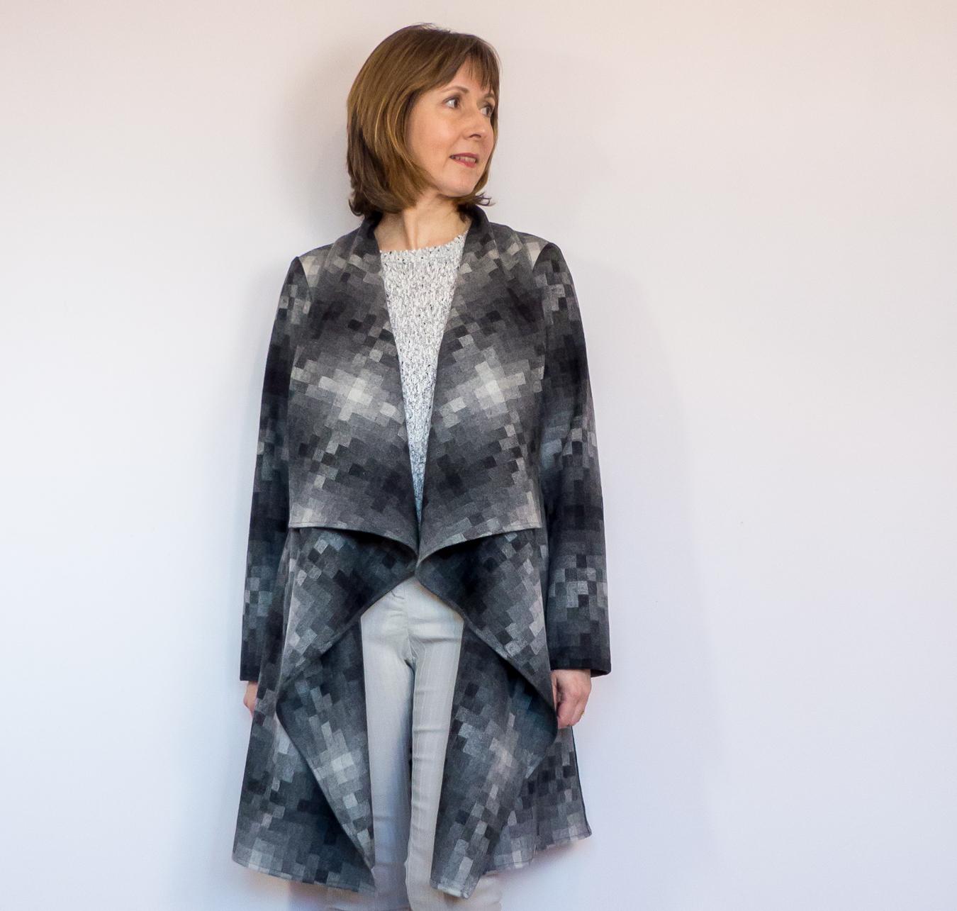 Lisette coat...2018 Recap And My Top Three Makes