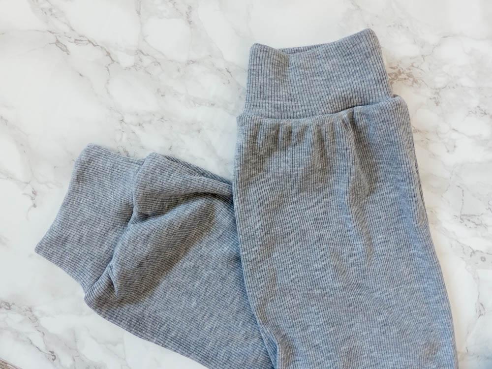 DIY Workout Pants: BurdaStyle 112 03/2014