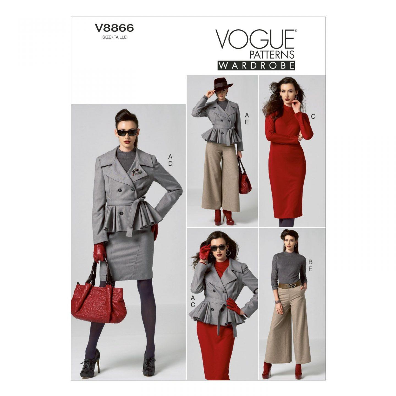 Vogue 8866