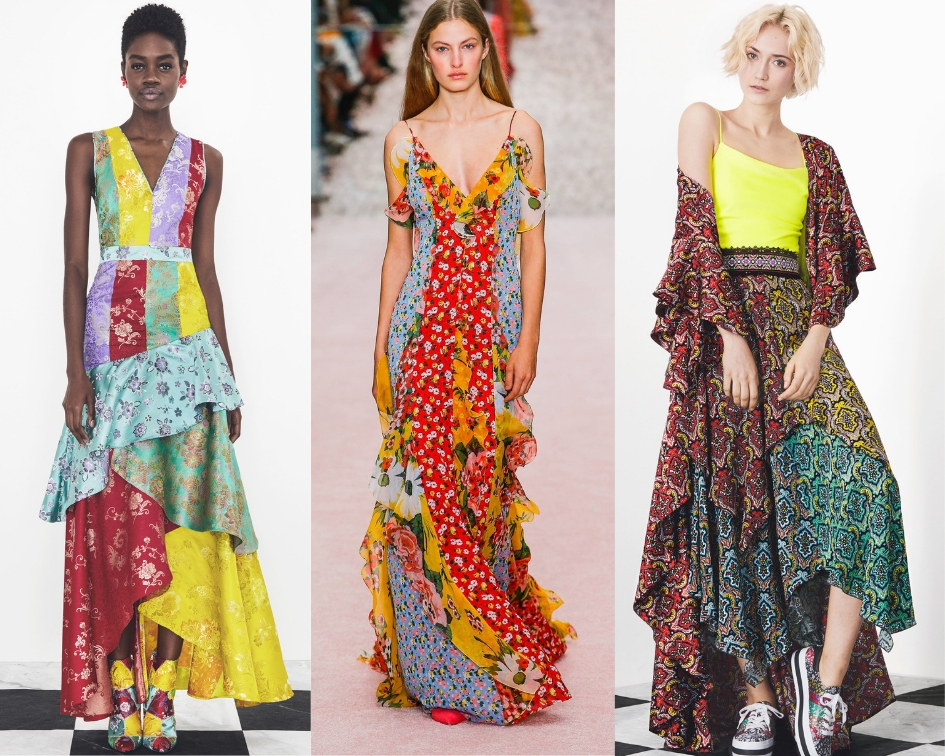 Browsing Spring Trends 2019 To Inspire Your Sewing - Dream