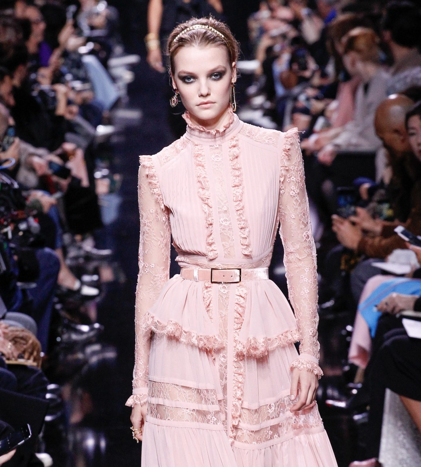 Elie Saab: 8 inspiring Ways With Ruffles And Flounces