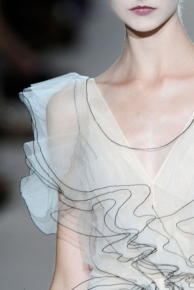 Marc Jacobs: 8 inspiring Ways With Ruffles And Flounces