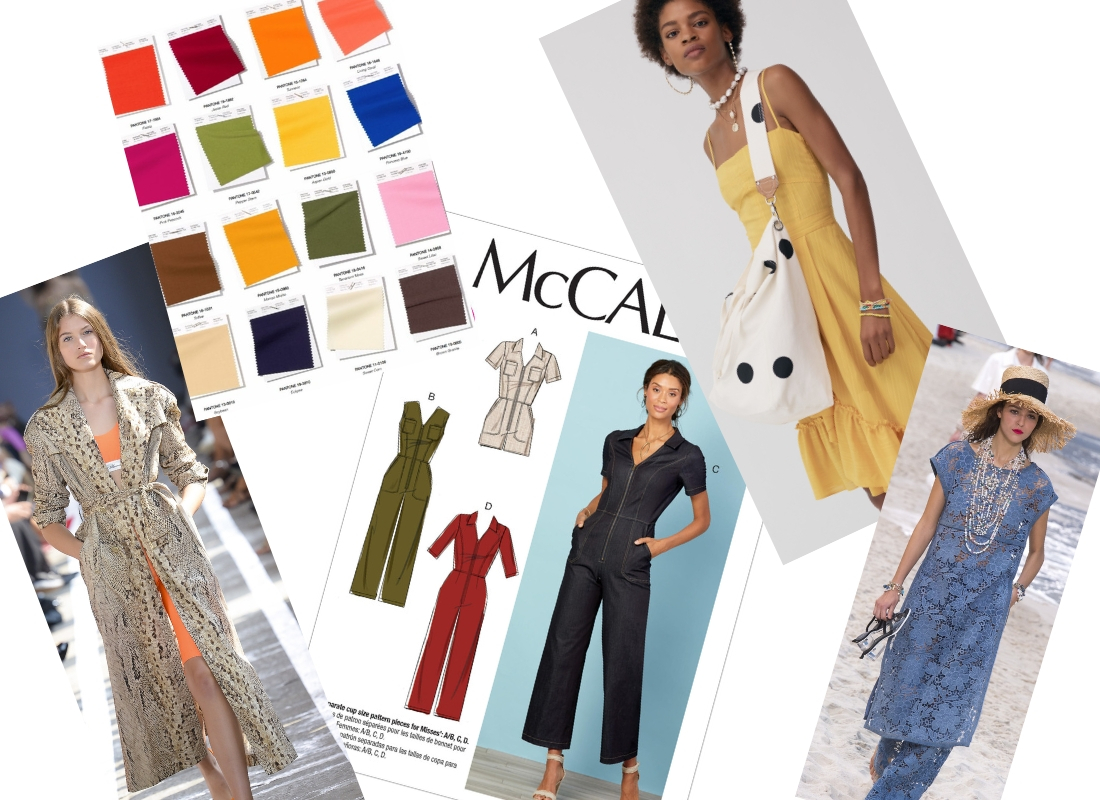 Browsing Spring Trends 2019 To Inspire Your Sewing - Dream  Cut  Sew