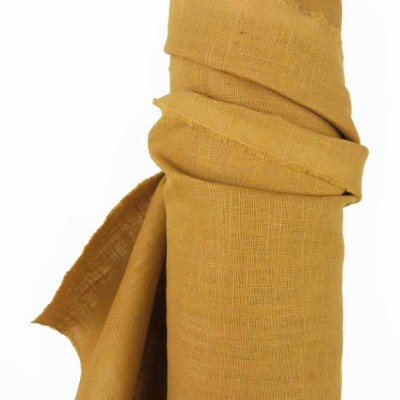 5 things that are inspiring me now part 2. Ditto Ochre Linen