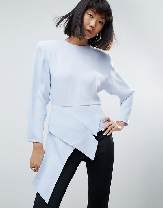 Asos Asymmetric top: