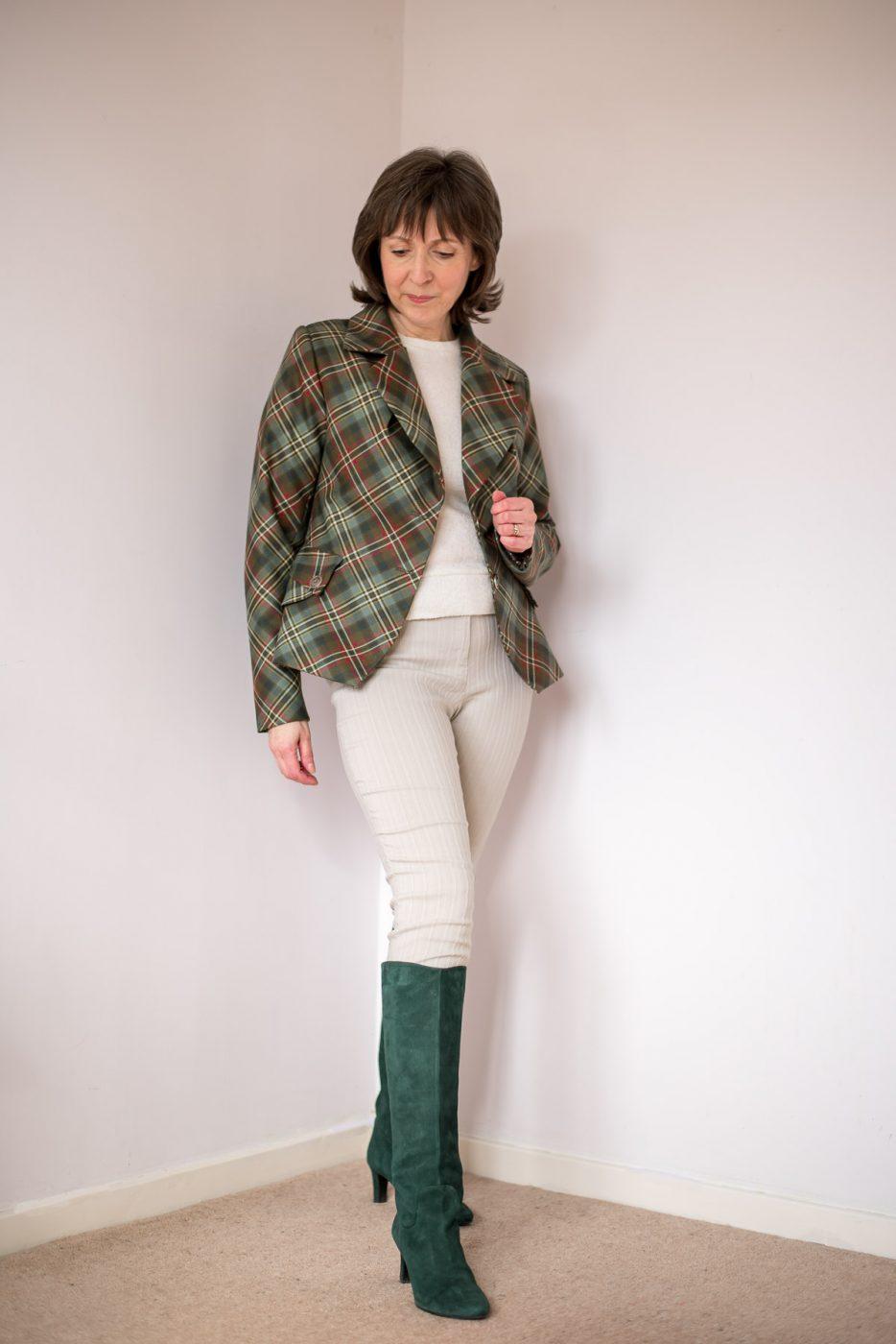 Tailored jacket part 2