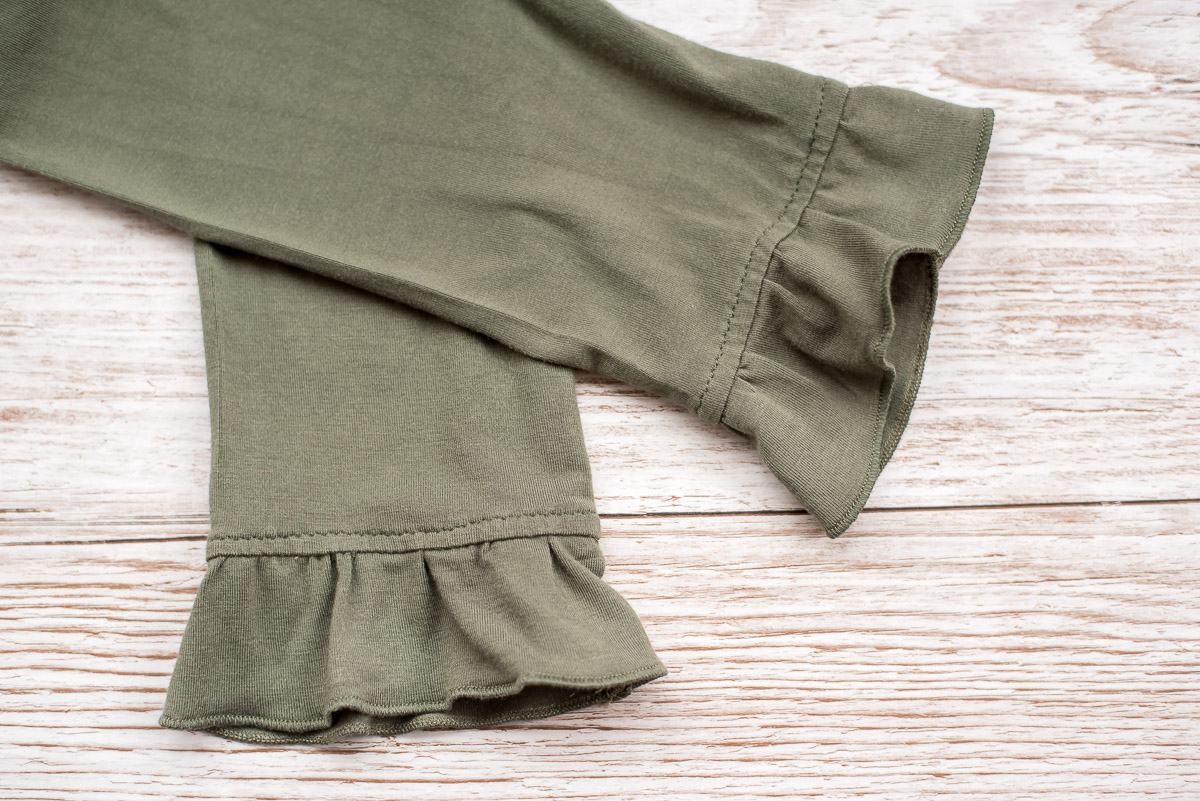 7 types of hem finish and their uses. Roll hem ruffle cuffs