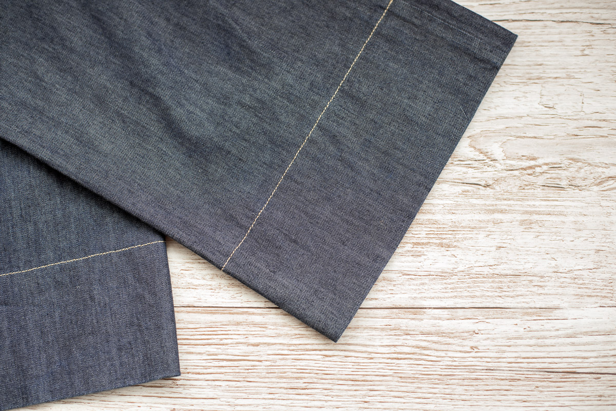 7 types of hem finish and their uses