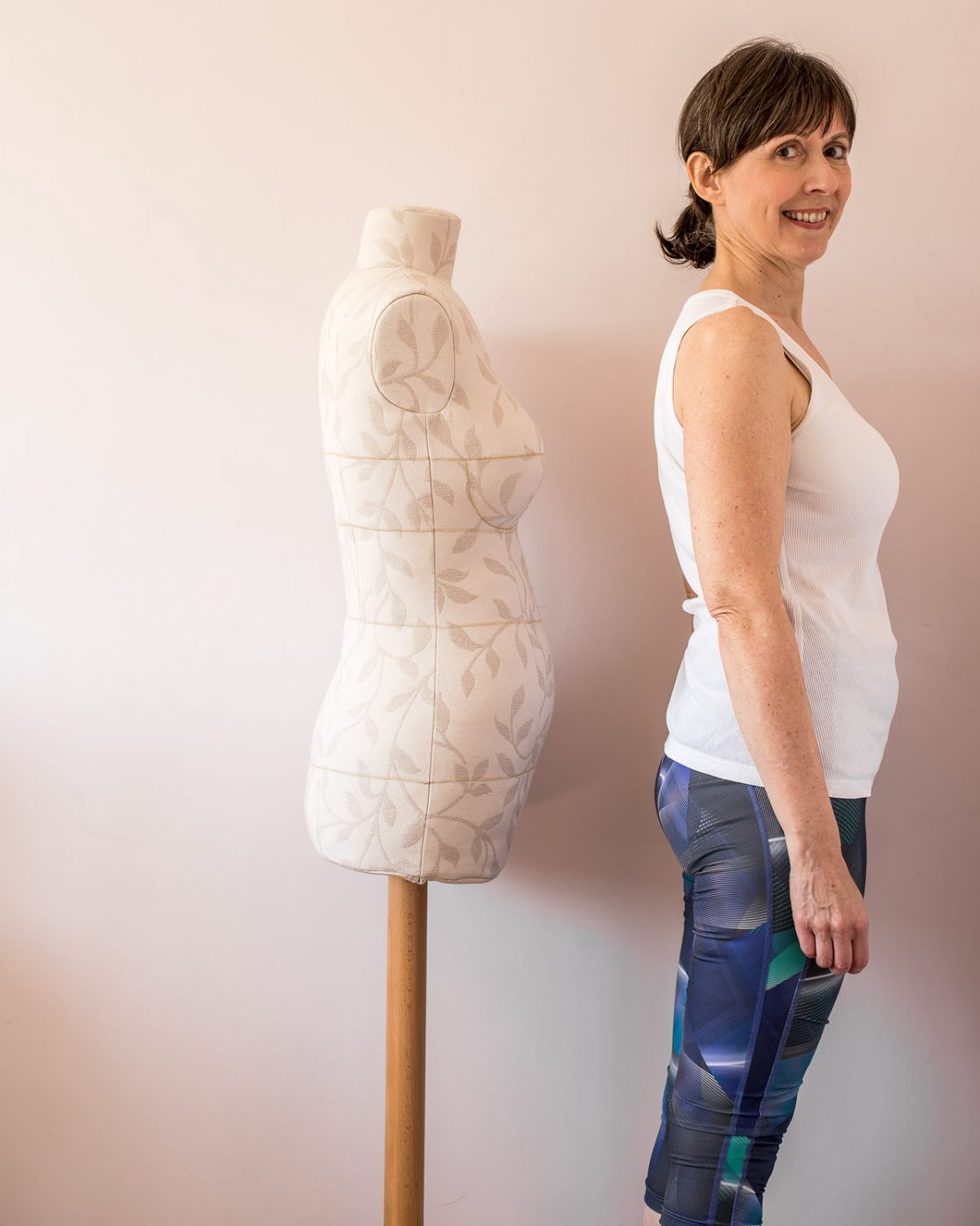 Custom Dressform By Bootstrap Fashion