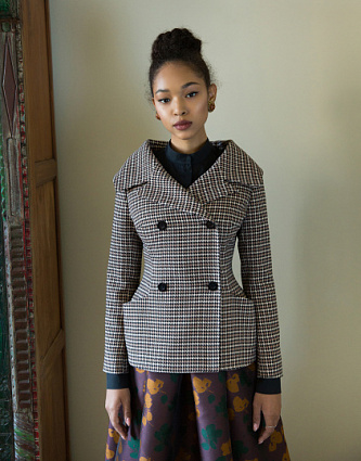Sewing Inspiration Autumn Trends 2020 Grasser patterns jacket