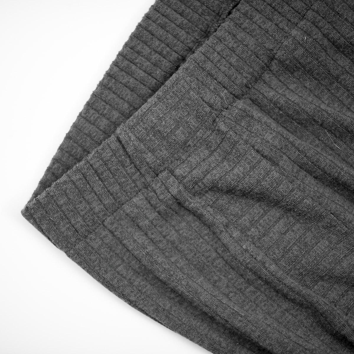 Easy DIY Sweater Knit Midi Skirt