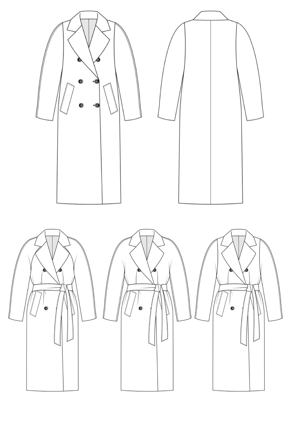 La'forme coat