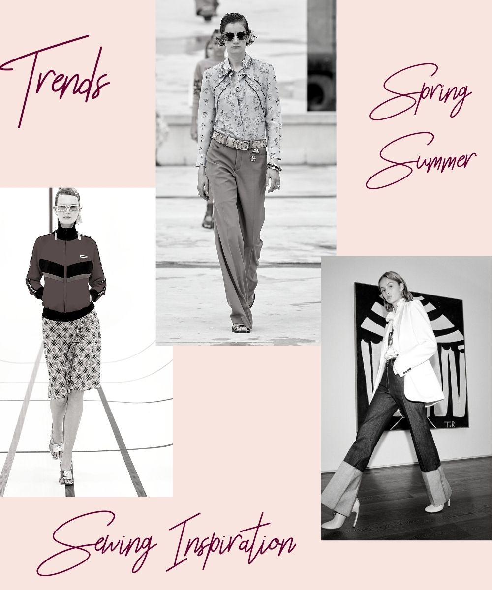 Sewing Inspiration: Spring Trends 2021