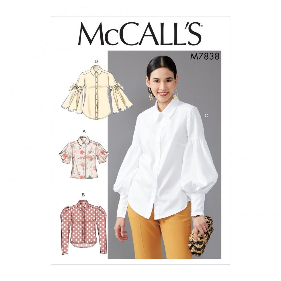 5 Things Inspiring Me Now Part 8. McCalls 7838