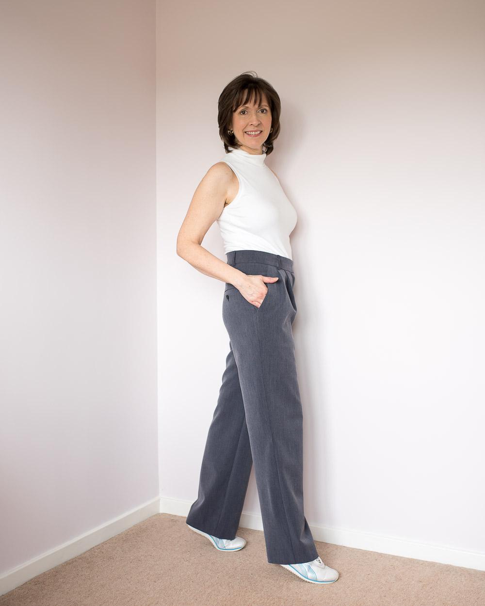 Tatjana Trousers by Just Patterns