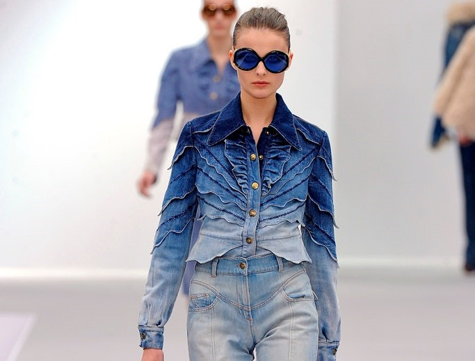 Just Cavalli denim