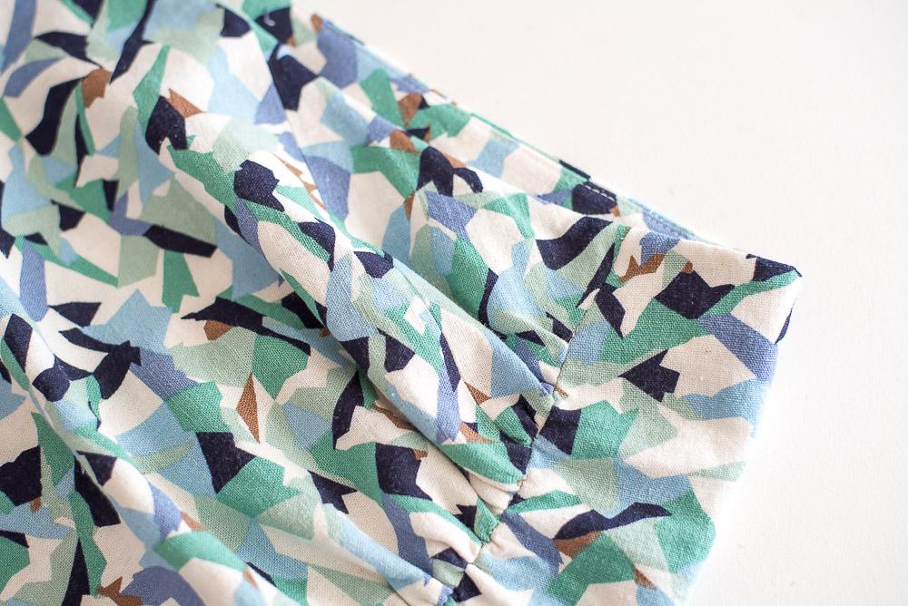 Linen Fibremood Ezra Midi Skirt
